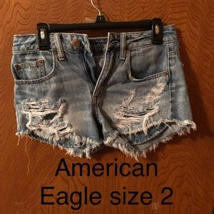 American Eagle Size 2 - Great Condition!!